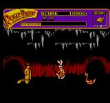 Who Framed Roger Rabbit NES Caves are scarry and dangerous without a flashlight...