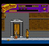 Who Framed Roger Rabbit NES A locked door... now I need to go find a crowbar...