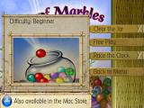 Jar of Marbles iPad Skill level / game mode