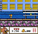 Tom & Jerry Game Boy Color Starting level 1