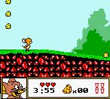 Tom & Jerry Game Boy Color Level 2