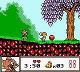 Tom & Jerry Game Boy Color A fruit? Well, just pick it up and see what we can use it for