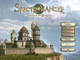 Spectromancer Windows Main screen
