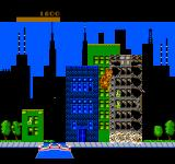 Rampage NES ... until they fall down