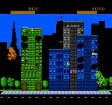 Rampage NES Two Players can play