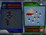 Battleship iPad Multiplayer - side by side both players opposed with board flip