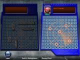 Battleship iPad Salvo Mode start - you can fire 5 shots per turn 1 for each of your remaining ships