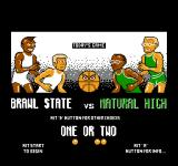 Arch Rivals NES The other two teams