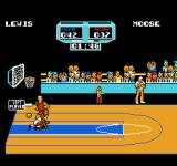 Arch Rivals NES A backboard glass shattering dunk