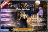 Treasure Seekers: Follow the Ghosts (Collector's Edition) iPhone Main menu (free version)