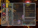 SaGa Frontier PlayStation A look at my party - up to 15 characters may join