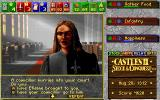 Castles II: Siege & Conquest DOS CD Rom Version: As the game goes on, various people will come to see you.