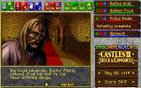 Castles II: Siege & Conquest DOS CD Rom Version: The royal physician.