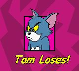 Tom and Jerry: Mouse Hunt Game Boy Color Tom: that's how I lost my dinner >(
