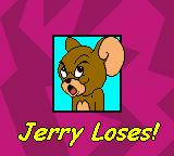 Tom and Jerry: Mouse Hunt Game Boy Color Jerry: that's how I fed Tom with my friends ;(