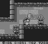 Wario Land: Super Mario Land 3 Game Boy The pirate shows Wario unwillingly how to open the exit doors.
