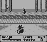Wario Land: Super Mario Land 3 Game Boy Throw bombs at enemies to gain bonuses.