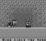 Wario Land: Super Mario Land 3 Game Boy That hurt.