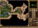 Heroes Chronicles: The Fiery Moon Windows World map