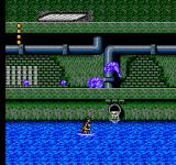 Frankenstein: The Monster Returns NES Deep in the sewers