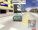 Driver Windows Taking a ride in Miami with a fast bonus car, unlocked after finishing the game