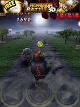 Zombie Runaway Android Powerups can picked up