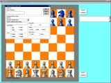 ChessNet 3 Windows 3.x This drop down box is typical of the number of options available in defining a connection to an on-line game