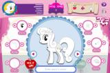 My Little Pony: Friendship is Magic - Adventures in Ponyville Browser The character generator
