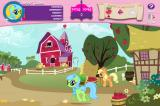 My Little Pony: Friendship is Magic - Adventures in Ponyville Browser Prancing around Ponyville