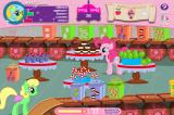 My Little Pony: Friendship is Magic - Adventures in Ponyville Browser Work for your score and sparkles. Whoever this weird yellow-maned pony is.