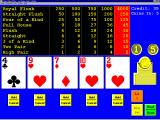 Masque Video Poker Windows 3.x Here a maximum bet of 5 credits has been made. Players make this bet by selecting the 5 credit or  Max Bet buttons. Alternatively this and smaller bets are made by clicking on the 1 credit repeatedly.