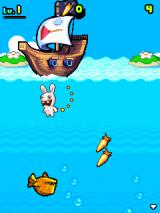 Rayman Raving Rabbids TV Party J2ME Seven Seas Rabbids