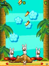 Rayman Raving Rabbids TV Party J2ME Rabbid Tower