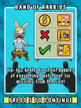 Rayman Raving Rabbids TV Party J2ME Loading tips