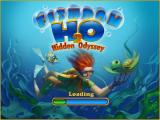 Fishdom H2O: Hidden Odyssey Macintosh Title / loading