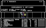 Wizardry: Proving Grounds of the Mad Overlord Commodore 64 The Party battles three Rogues.