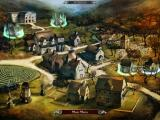 Mystery Legends: Sleepy Hollow iPad Town map