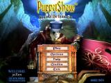 Puppet Show: Souls of the Innocent Windows Main menu