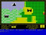 Black Crystal ZX Spectrum .. and immediately the game is over!