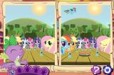 My Little Pony: Friendship is Magic - Discover the Differences Browser Good picks are rewarded with beaming smiles.