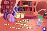 My Little Pony: Friendship is Magic - Discover the Differences Browser The animated intro