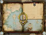 Treasure Seekers: Visions of Gold iPad Diary map monocle puzzle