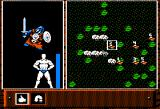 Knights of Legend Apple II Encounter