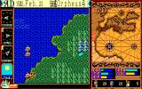 Uncharted Waters PC-88 Sailing