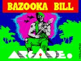Bazooka Bill ZX Spectrum Title screen