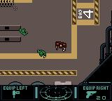 Aliens: Thanatos Encounter Game Boy Color Save the crew