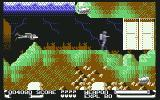 ThunderJaws Commodore 64 A mysterious door