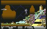 ThunderJaws Commodore 64 All kinds of trash polluting this ocean...