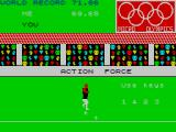 Micro Olympics ZX Spectrum Event 2: Discus
