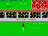 Micro Olympics ZX Spectrum Event 3: Hammer